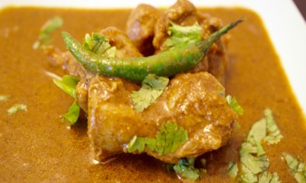 Goan Xacuti Chicken Curry